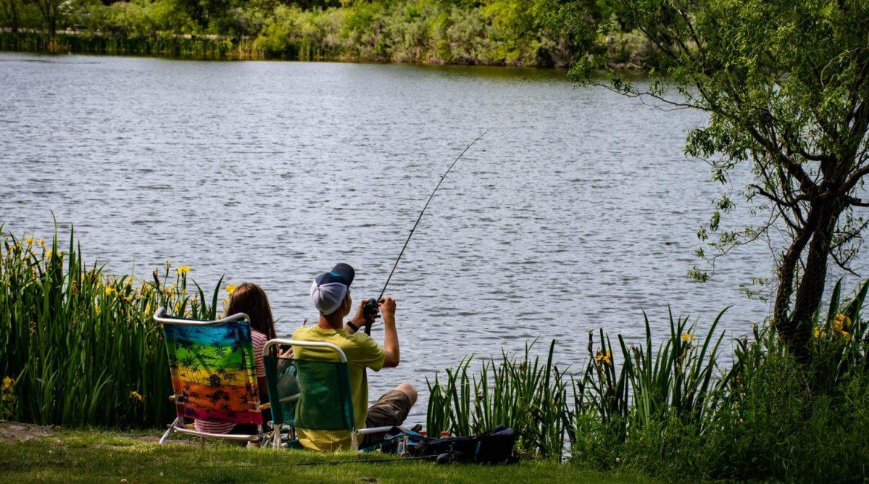 Angler sind Fachleute und Naturschützer am Wasser