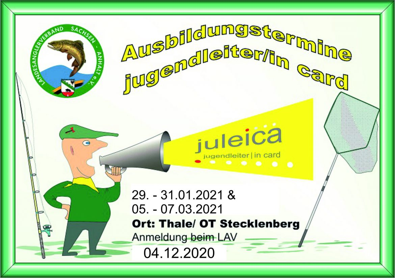 [NEWS] Juleica – Neue Ausbildungstermine für 2021