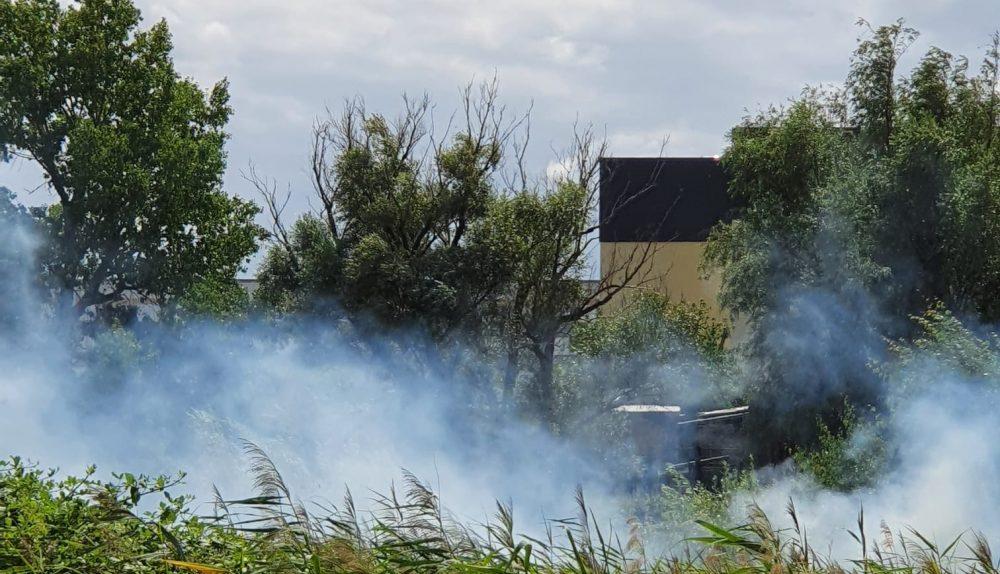 Brand bei Röttgers
